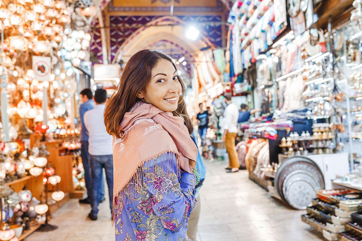 Budget Woman Art Tours Turkey
