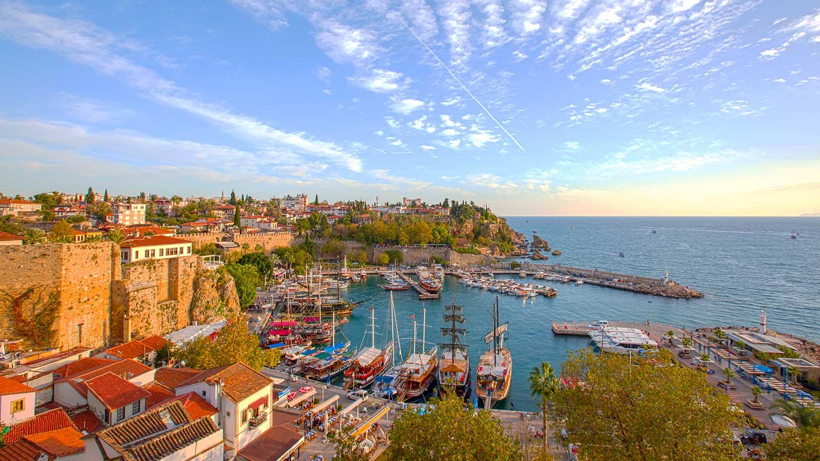 Budget Antalya Tours Turkey