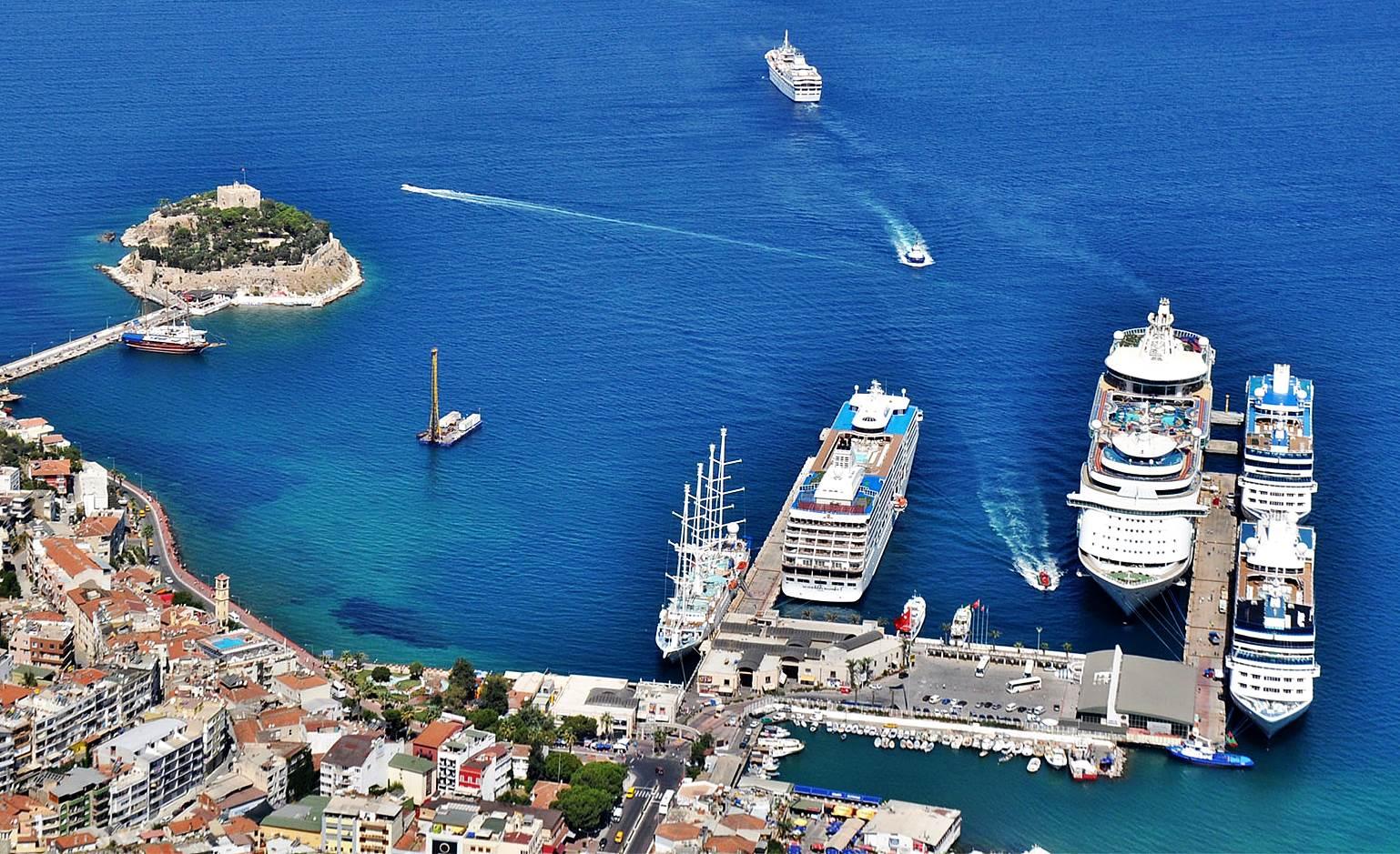 Budget Cruise Ship Shore Excursion Tours Turkey