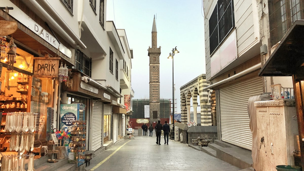 Budget Diyarbakir Tours In Turkey