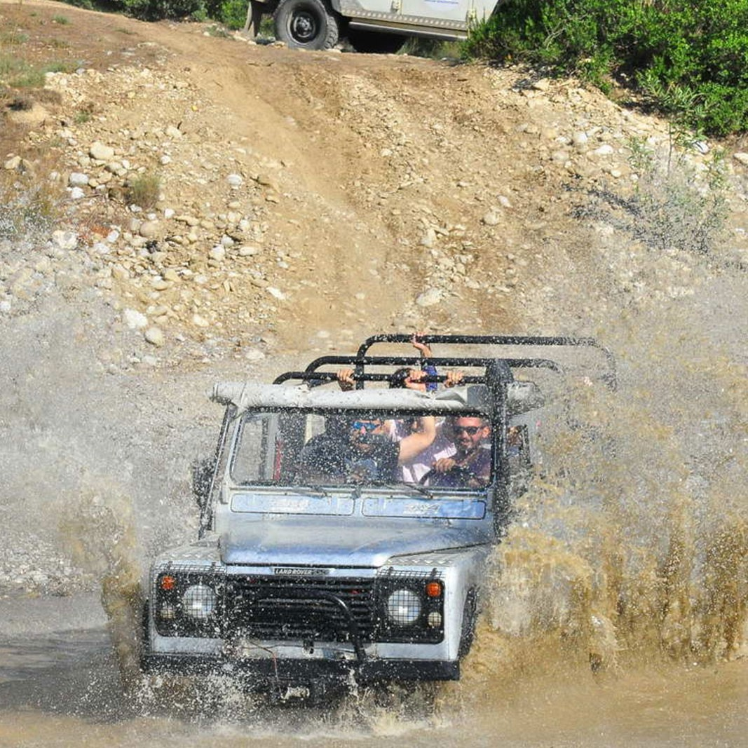 Jeep Safari Turkey Tours