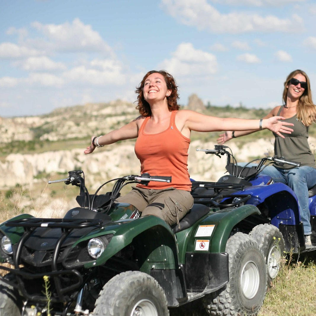 Quad Safaris in Turkey