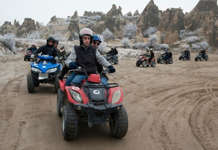 Quad Safari in Turkey