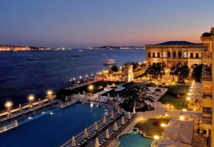 Istanbul Deluxe Tour Program with Ciragan Palace Kempinski Hotel