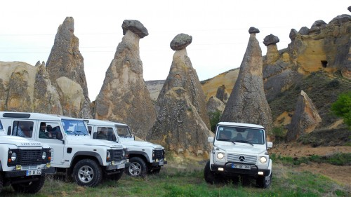 Suv Safaris in Turkey