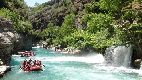 4 DAY RAFTING TURKEY TOUR