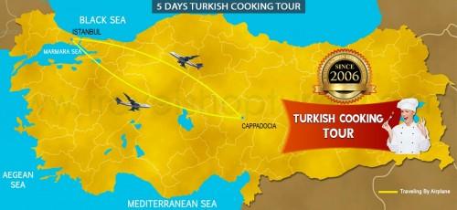 5 DAY TURKISH COOKING TOUR