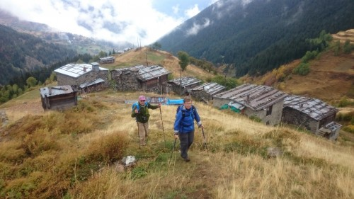 13 DAY TRANS MT KACKAR - MT ARARAT CLIMBING TOUR