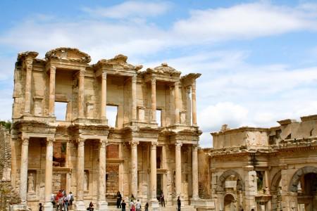 KUSADASI CRUISE EXCURSION - EPHESUS & ARCHEOLOGY MUSEUM TOUR (4 HOUR)