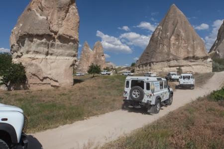 8 DAY SUV SAFARI CAPPADOCIA – KONYA - ANTALYA TOUR