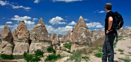 12 DAY CAPPADOCIA - TAURUS MOUNTAINS TREKKING TOUR