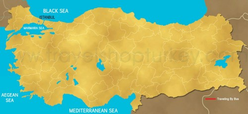 5 DAY TURKEY SCUBA DIVING PACKAGE TOUR