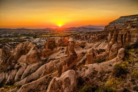 4 DAY CAPPADOCIA PACKAGE TOUR