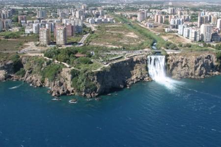 ANTALYA CRUISE EXCURSION -  MANAVGAT WATERFALL AND ASPENDOS TOUR (8 HOUR)