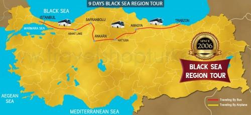 9 DAY BLACK SEA REGION TOUR