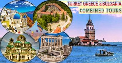 Turkey Greece and Bulgaria Combined Tours