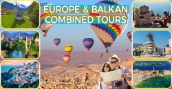 Europe - Balkan Combined Tour